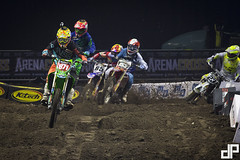 The 2014 Garmin UK ArenacrossUK Tour with E22 Sports at Liverpool's Echo Arena. — at Echo Arena.