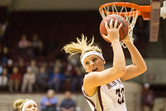 Montana Lady Griz vs. North Dakota State University (John Sieber) Tags: ncaabasketball gogriz northdakotafightingsioux dahlbergarena montanaladygriz
