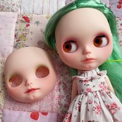 Mischa and her alter ego