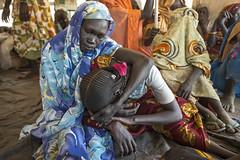 Da Internacional de la Mujer 2014 (AcnurLasAmricas) Tags: africa women southsudan emotions grief bereavement sudaneserefugees