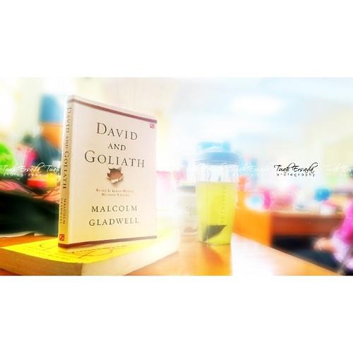 Malcolm Gladwell book fan photo