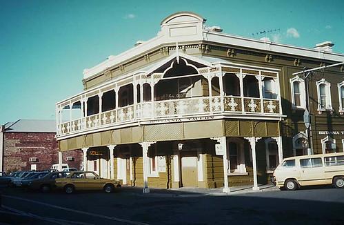 Britannia Hotel, cnr. Lipson Street & McLaren Parade, Port Adelaide