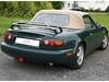 33 Mazda MX5 NA Renolit Flexglas 1teilig mit Regenrinne Verdeck gbg 02