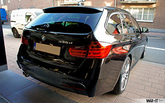 335xd-4 (Wax-it.be) Tags: pictures black detail reflection leather sport drive shoot break shine photoshoot 4x4 diesel pics d merino x m pack bmw gloss schwarz touring perfection individual detailing mpack 335 xdrive citrin 335d citrinschwarz citrinblack