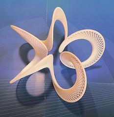 Rete Cinque (fdecomite) Tags: 3d geometry symmetry printing math povray shapeways