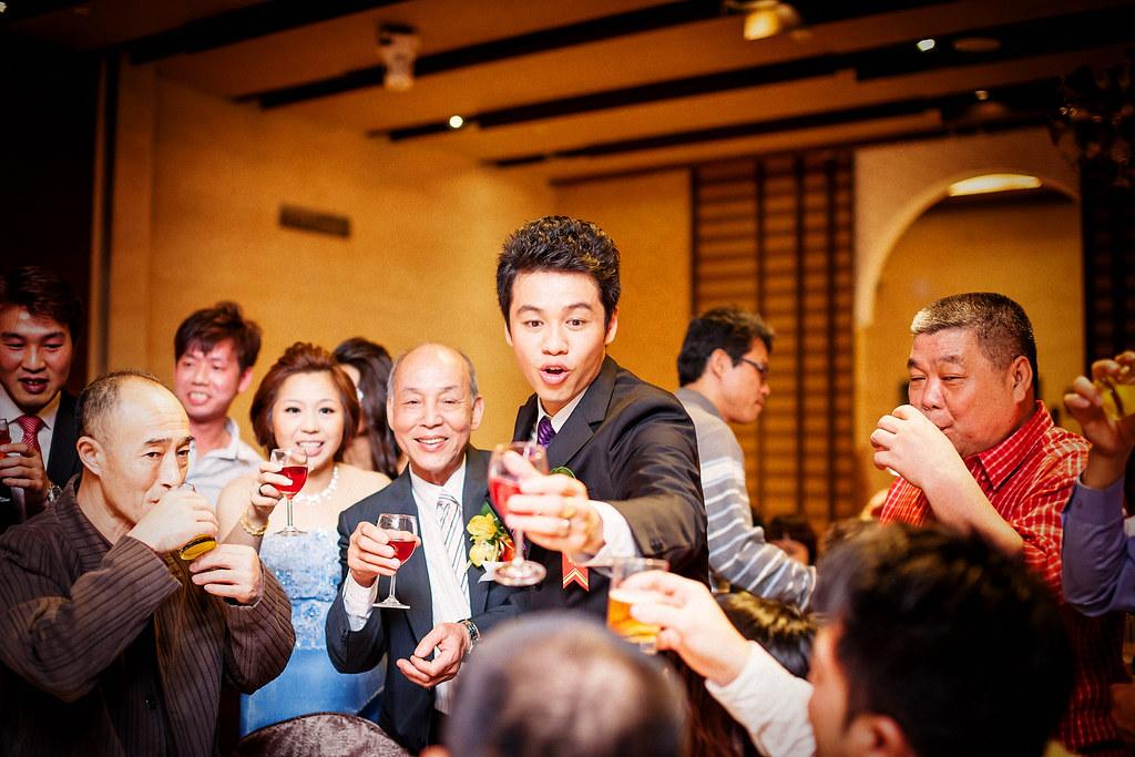士銘&睿芯Wedding-089