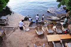 Nkhata Bay - Lake Malawi (CharlGrobler) Tags: lake bay malawi nhatha