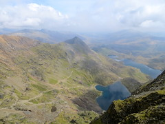 Top of Mt Snowdon