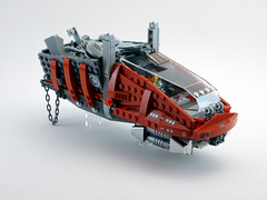 Chardiso (Genghis Don) Tags: car lego space future scifi aero moc