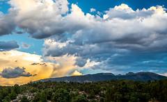 Great Basin National Park (Gentilcore) Tags: sunset landscape baker unitedstates nevada nationalparkservice cirque greatbasin wheelerpeak greatbasinnationalpark snakerange pinyonjuniper whitepinecounty sacramentopass osceolaroad