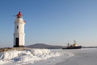 Tokarevskogo Lighthouse