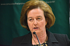 Ireland Consul General Barbara Jones