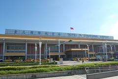 Taipei Songshan Airport (koborin) Tags: taipeisongshanairport taipeiinternationalairport airport taiwan taipei 台湾 台北 臺湾 臺北 臺灣 nikon nikond40 d40 臺北松山機場