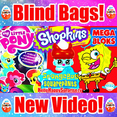 New Video Blind Bags Spongebob My Little Pony (hellohappysurprise) Tags: kinder spongebob megabloks spongebobsquarepants kindersurprise mlp mylittlepony kindersorpresa kindereggs kinderegg chocolateegg chocolateeggs kinderberraschung shopkins surpriseegg youtube spongebobschwammkopf surpriseeggs chocoegg youtubevideo kindergg kindersurpriseeggs surprisetoy surprisetoys toyvideo blindbags surpriseeggvideo surpriseeggsopenig surpriseeggsunwrapping surpriseeggsvideo blindbagopening blindbagsopening blindbagsffnen spongebobblindbags spongebobmegabloks mylittleponyblindbags shopkinsblindbasket shopkinsbasket