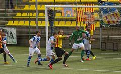 "Sant Andreu 2 Hercules 1 <a style=""margin-left:10px; font-size:0.8em;"" href=""http://www.flickr.com/photos/23459935@N06/16537967771/"" target=""_blank"">@flickr</a>"