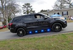 Jeanerette City Marshal_P1080122 (pluto665) Tags: car explorer squad suv cruiser copcar