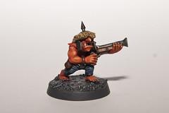 Grot of the Orks (Tobias Bomm) Tags: painting miniatures citadel goblins warhammer40k gamesworkshop ork