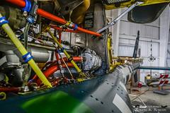 Turbine Engine (rogersrincon2893) Tags: de mexico y cola hangar veracruz principal caliente gob trabajando soporte rotor puertas turbina precaucion mecanicos mangueras empaques motoro