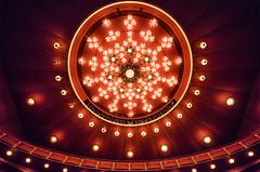 Austrian Crystal (Geoff Livingston) Tags: red gold dc washington crystal kennedycenter austrian concerthall