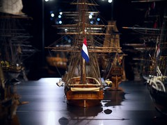Sail to the sea... (Long Sleeper) Tags: holland amsterdam museum miniature model ship display ships models thenetherlands rijksmuseum  dmcgx1 lumixg425mmf17asph