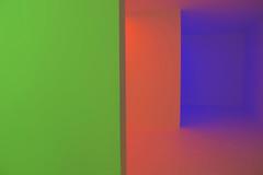 Muros de colores (Imthearsonist) Tags: chile santiago light art colors canon expo perspective colores walls lightshow exposicion muros 3colors canoncamera corpartes canonreflext3i