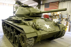 Restored WW2 M24 Chaffee Light Tank (jkracing50) Tags: ww2 chaffee m24 lighttank