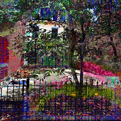 Set Back on R, The Garden Front Yard #1 (aeleazer1(Busy,Off/On)!!!) Tags: camera city pink light red orange 6 sun abstract blur color art texture colors sunshine yellow mobile skyline architecture upload painting square town canal blog dc washington interestingness interesting downtown neon bright random bokeh outdoor painted air text picture explore dcist colored plus relaxation tagging api squared facebook iphone ipad metroarea twitter colorpicture infinitescroll flickriver iphoneart iphonagraphy aeleazer1 aeleazer andreeleazer