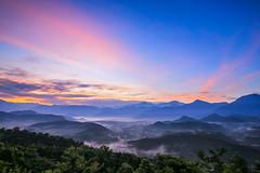 (Cheng-Yang, Chen) Tags: mist mountain fog sunrise canon dawn taiwan  6d nantou      ef1635mmf4lisusm