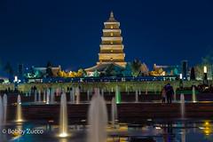 Giant Wild Goose Pagoda (ZUCCONY) Tags: china cn xian bobby 2016 zucco xianshi shaanxisheng bobbyzucco pedrozucco