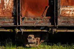 Metal&Rust (Lord Markus) Tags: old abandoned car train wagon nikon rust carriage decay milano rusty rail railway textures genova breda stazione treno ruggine vecchio ferrovia ferroviario abbandonato casella abbandonata degrado arrugginito vagone d300s