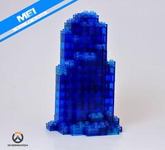 Mei [Overwatch] (Si-MOCs) Tags: lego mei iceblock overwatch meilego runsawayfrommel legooverwatch