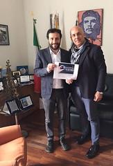 Assessore allo Sport del Comune di Napoli Geom. Ciro Borriello