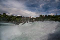 Rhine Falls (mahesh.kondwilkar) Tags: zurich avalon rheinfall rhinefalls
