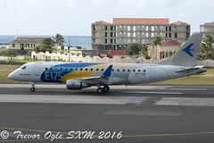 DSC_7950Pwm (T.O. Images) Tags: st airport princess juliana maarten sxm embraer e175 ppxjd