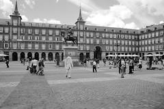 Plaza Mayor (iconauta) Tags: madrid spain europe eu plazamayor piergiorgiomariniello