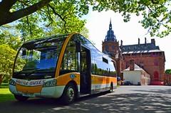 Shuttle Buses (Zak355) Tags: buses scotland tour scottish hire bute rothesay isleofbute optare mountstuarthouse shuttlebuses yd63vdy
