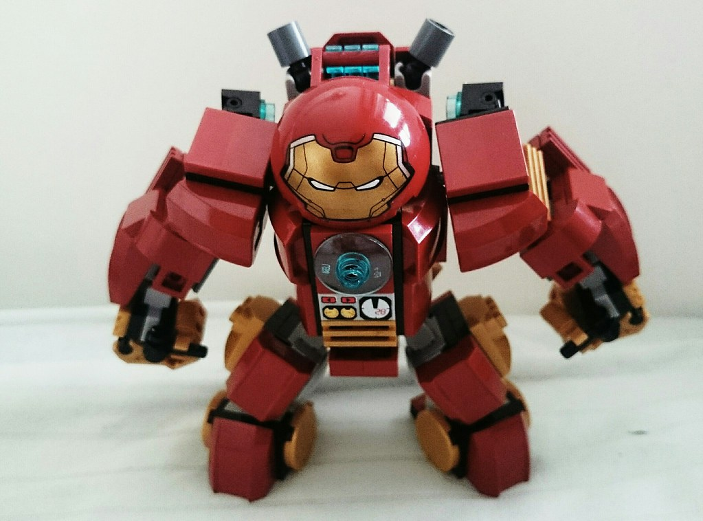 lego iron man mark 34 - photo #15