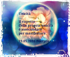 Unicit (Poetyca) Tags: featured image immagini e poesie riflessioni di poetyca sfumature poetiche poesia