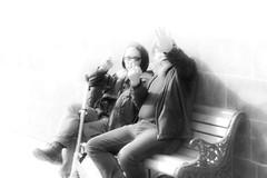 No! No! No! (Andrey  B. Barhatov) Tags: street light people urban blackandwhite bw white streets monochrome contrast canon mood noiretblanc russia moscow humor monotone streetphoto highkey ru bnw moskva observer     whiteonblack  experimentalphoto   moscowwalks canonef28105 blackandwhiteonly  canoneos1000d canonef2810513545usm msknoir cityandpeople barhatovcom bnwmood cityinfinitenumber