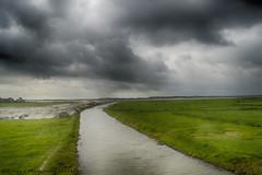 Stormy Meghna River (Topu Saha) Tags: nature clouds rural river landscapes nikon bangladesh meghna sonargaon narayangonj barodi d3100