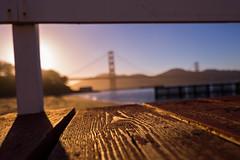 Golden Gate Bridge Views (theadvantej) Tags: sf sanfrancisco longexposure bridge mountains nature canon landscape outdoors photography goldengate bayarea 6d advantej