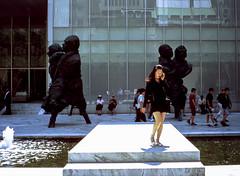 MoMA (Maartens View) Tags: new leica york nyc newyork film analog streetphotography m6 leicam6