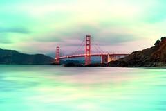 To The Open Arms of the Sea (Thomas Hawk) Tags: sanfrancisco california bridge usa unitedstates fav50 unitedstatesofamerica goldengatebridge photoshow fav10 fav25 fav100 photoshowwithmarcsilber