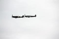 Luchtmachtdagen 2016 - 6 (Sebastiaan8989) Tags: luchtmacht luchtmachtdagen koninklijkeluchtmacht royaldutchairforce airforce displays leeuwarden 2016 10juni2016 spitfire tweedewereldoorlog wwii