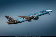 [CDG.2014] #La.Compagnie #BO #Boeing #B757 #F-HTAG #awp (CHRISTELER / AeroWorldpictures Team) Tags: la compagnie lacompagnie boeing b757 757 b752 757256 fhtag rr ib iberia echiq atlasjet kk tcogs icelandair fi tfist titanairways zt takeoff paris cdg lfpg france airport sky nikon d300s lenses zoom 70300vr lr lightroom 29307924 msn avion aviation plane airplane aircraft french airlines avgeek aeroworldpictures christeler awpteam bo djt business class winglets wl