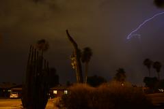 DSC_8792 (georgerocheleau) Tags: mesa arizona thunderstorm lightning desert rain night therebeastormabrewin