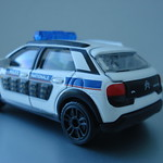 Citroen C4 Cactus - Police Nationale