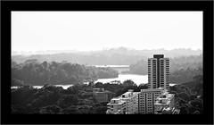 TWB_1135 (xxtreme942) Tags: bw monochrome blackwhite nikon singapore hill architectural highrise block hdb housingestate nikon70200mm