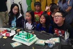 8516 Boys (mliu92) Tags: birthday party daughter sanmateo figgy minecraft