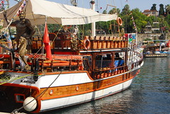 Kaleii Yacht Harbour (petrk747) Tags: sea port marina turkey boats yacht antalya mediterraneansea oldharbour mediterraneancoast kaleii saariysqualitypictures kaleiiyachtharbour